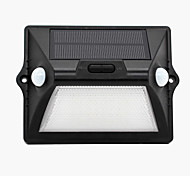 1PCS Solar Motion Sensor Light Outdoor IP65 Waterproof LED Sensing Security Night light with Auto White and Colorful Mode for Yard Diveway Patio