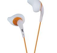 Для мобильного телефона сотовый телефон компьютер спортивный фитнес в ухе проводной пластик 3,5 мм шумоподавляющий