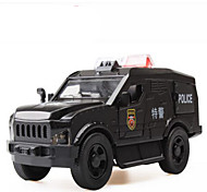 cheap -Toy Cars Toys Construction Vehicle Police car Toys Square Horse Metal Alloy Plastic Pieces Gift
