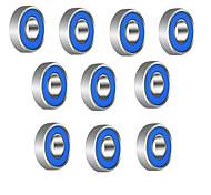 Недорогие -608r 21mm x 7mm металлические экранированные радиальные шарикоподшипники глубокие шарикоподшипники шарикоподшипники для игрушечной