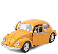 Недорогие -Игрушечные машинки Классическая машинка Игрушки моделирование Автомобиль Битлз Металл 1 Куски Универсальные Подарок