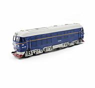 Недорогие -Игрушки Поезд Игрушки Шлейф Металлический сплав Куски Универсальные Подарок