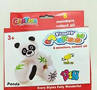 Giocattoli carica a molla Giocattoli Gatto Scimmia Orso Plastica Adorabile Pezzi Unisex Bambino (1-3 anni) Regalo