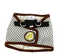 Недорогие -Собака Плащи Одежда для собак Очаровательный На каждый день Мультфильмы сетка Костюм Для домашних животных