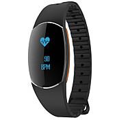 Недорогие -Смарт-браслетЗащита от влаги Израсходовано калорий Педометры Спорт Пульсомер Сенсорный экран Измерение кровяного давления Информация