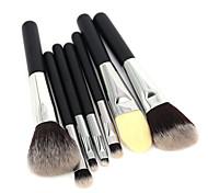 Travel Makeup Brush Set 7pcs High Quality Mini Makeup Tools Kit