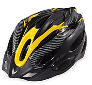 Недорогие -Велоспорт шлем Сертификация Велоспорт Неприменимо Вентиляционные клапаны С возможностью регулировки Спорт Универсальные