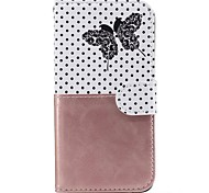 For Samsung Galaxy J5 (2016) J3 Case Cover Card Holder Wallet with Stand Flip Pattern Full Body Case Butterfly Hard PU Leather for J7 (2016) J5