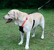 Harness Leash Reflective Portable Breathable Foldable Adjustable Safety Solid Nylon