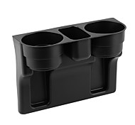 ZIQIAO Multifunction Auto Seat Wedge Cup Drink Holder Vehicle Seat Cup Cell Phone Drinks Holder Box Car Accessories