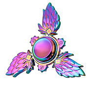 Fidget Spinner Hand Spinner Spinning Top Toys Toys Novelty Zinc Alloy EDCFocus Toy Office Desk Toys Relieves ADD, ADHD, Anxiety, Autism