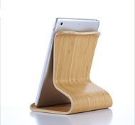 per supporto per tablet ipad supporto in legno supporto fisso mac riser& stand