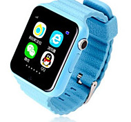 V7K Children's Positioning Watches Telephone Cards Positioning Waterproof Smart Watches Multi Language