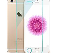 Rock para apple iphone 6s 6 protetor de tela temperado vidro 2.5 protetor anti-alta definição de tela frontal 2pcs