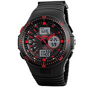 SKMEI 1198 Men's Woman Watch Outdoor Sports Multi - Function Watch Waterproof Sports Electronic Watches