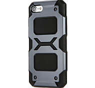 ase for Apple iPhone 7 7Plus Armor Pattern Shockproof Hard PC Back Case Cover For iPhone 6s Plus 6 Plus 6s 6