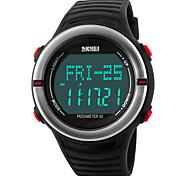 SKMEI® 1117  Men's Woman Watch Outdoor Sports Multi - Function Watch Pedometers/Heart Rate Monitor/Calories Burned/50 Meters Waterproof
