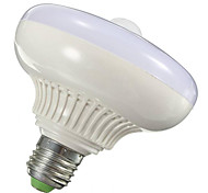 abordables -12W E26/E27 Bombillas LED Inteligentes T120 12 leds SMD 5630 Sensor de infrarrojos Sensor del cuerpo humano Control de luz Blanco Cálido