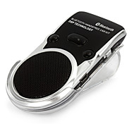 Solar Powered Bluetooth Car Kit Hand-free Bluetooth Speaker Solar Bluetooth Handsfree Speakerphone