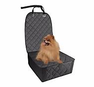 Кошка Собака Животные Коврики и подушки Однотонный Водонепроницаемость Складной Черный Для домашних животных