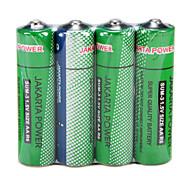 Jakarta sum-3 1.5v aa r6 batteria ricaricabile