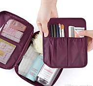Недорогие -Органайзер для чемодана Кубы для упаковки Дорожная косметичка Сумка для макияжа Водонепроницаемость Компактность Хранение в дороге для