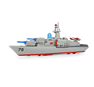 Игрушки Авианосец Игрушки Военные корабли Авианосец Корабль Металлический сплав Куски Универсальные Подарок