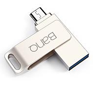 abordables -Banq t80plus 64gb otg micro USB usb 3.0 disco flash u unidad para la tableta androide tablet pc