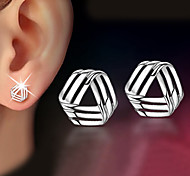 cheap -Women's Stud Earrings Jewelry Classic Alloy Geometric Jewelry Christmas Gifts Wedding Party Special Occasion Anniversary Birthday