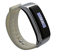 Bluetooth Headset HHYFX3 Smart Bracelet Operameter Steps Calories Long Standby Bluetooth SPORTS BRACELET Android IOS