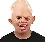 Alta calidad horrible monstruo adulta látex máscaras cara completa respirable halloween mascarada máscara traje de lujo traje de fiesta