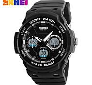 cheap -Men's Quartz Digital Digital Watch Wrist Watch Smartwatch Military Watch Sport Watch Chinese Calendar / date / day Large Dial Silicone
