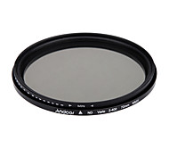 Andoer 72mm ND Fader Neutral Density Adjustable ND2 to ND400 Variable Filter for Canon Nikon DSLR Camera