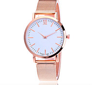 cheap -Women's Quartz Wrist Watch Chinese Casual Watch Alloy Band Charm Casual Dress Watch Elegant Fashion Black Silver Gold Rose Gold