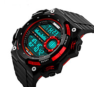 cheap -SKMEI® 1115 Men's Woman Watch Outdoor Sports Multi - Function Watch Waterproof Sports Electronic Watches 50 Meters Waterproof