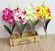 cheap -Artificial Flowers 1 Branch Modern / Contemporary Plants Tabletop Flower