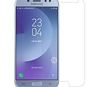 Недорогие -Защитная плёнка для экрана Samsung Galaxy для J5 (2017) Закаленное стекло 1 ед. Защитная пленка для экрана Против отпечатков пальцев