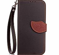 Недорогие -Чехол для htc желание 820 626 чехол чехол карта держатель кошелек с подставкой флип полный корпус корпус сплошной цвет твердая кожа pu для
