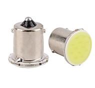 2шт 3w dc12v белый 1156 1157 1cob указатель поворота фонарик заднего хода светлый стоп-сигнал