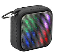 Wireless Bluetooth Speaker Portable Outdoor Waterproof Stereo Mini Hifi Subwoofer Sound Box Light LED Speakers TF SD FM