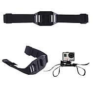 Недорогие -Крепления на шлем Складной Регуляция динамики Для Экшн камера Gopro 6 Все камеры действия Все Gopro 5 Xiaomi Camera ThiEYE i60 SJ4000