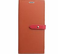 Case for apple iphone 7 плюс 6 плюс держатель карточки крышки случая с подставкой flip полный случай тела твердый цвет твердый кожа pu для