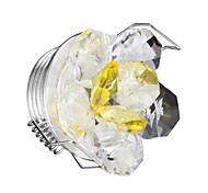 Lampes Murales Blanc Chaud Cristal 1 pièce