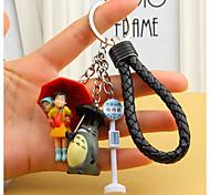 Недорогие -Сумка / телефон / брелок шарм diy смола ремесла мультфильм игрушка телефон ремень смола нейлон металл аниме