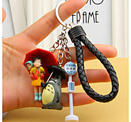 cheap -Bag / Phone / Keychain Charm DIY Resin Crafts Cartoon Toy Phone Strap Resin Nylon Metal Anime
