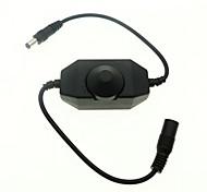 cheap -LED Dimmer Brightness Adjust Controller for DC12-24V Single Color LED Strip Dimming