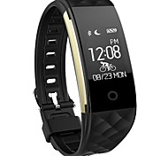 Smart Bracelet iOS Android GPS Touch Screen Heart Rate Monitor Water Resistant / Water Proof Calories Burned Pedometers Media Control