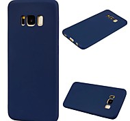 Case for Samsung Galaxy S8 Plus S8 Ultra-thin Back Cover Solid Color Soft TPU S7 edge S7 S6 edge S6