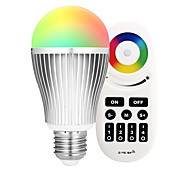 cheap -9W 900 lm E27 LED Smart Bulbs A60(A19) 18 leds SMD 5730 WiFi Infrared Sensor Dimmable Light Control APP Control Remote-Controlled RGB+Warm