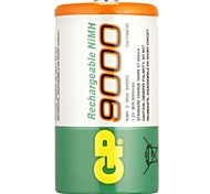 cheap -GP Rechargeable Battery NiMH 9000mAh 1.2V